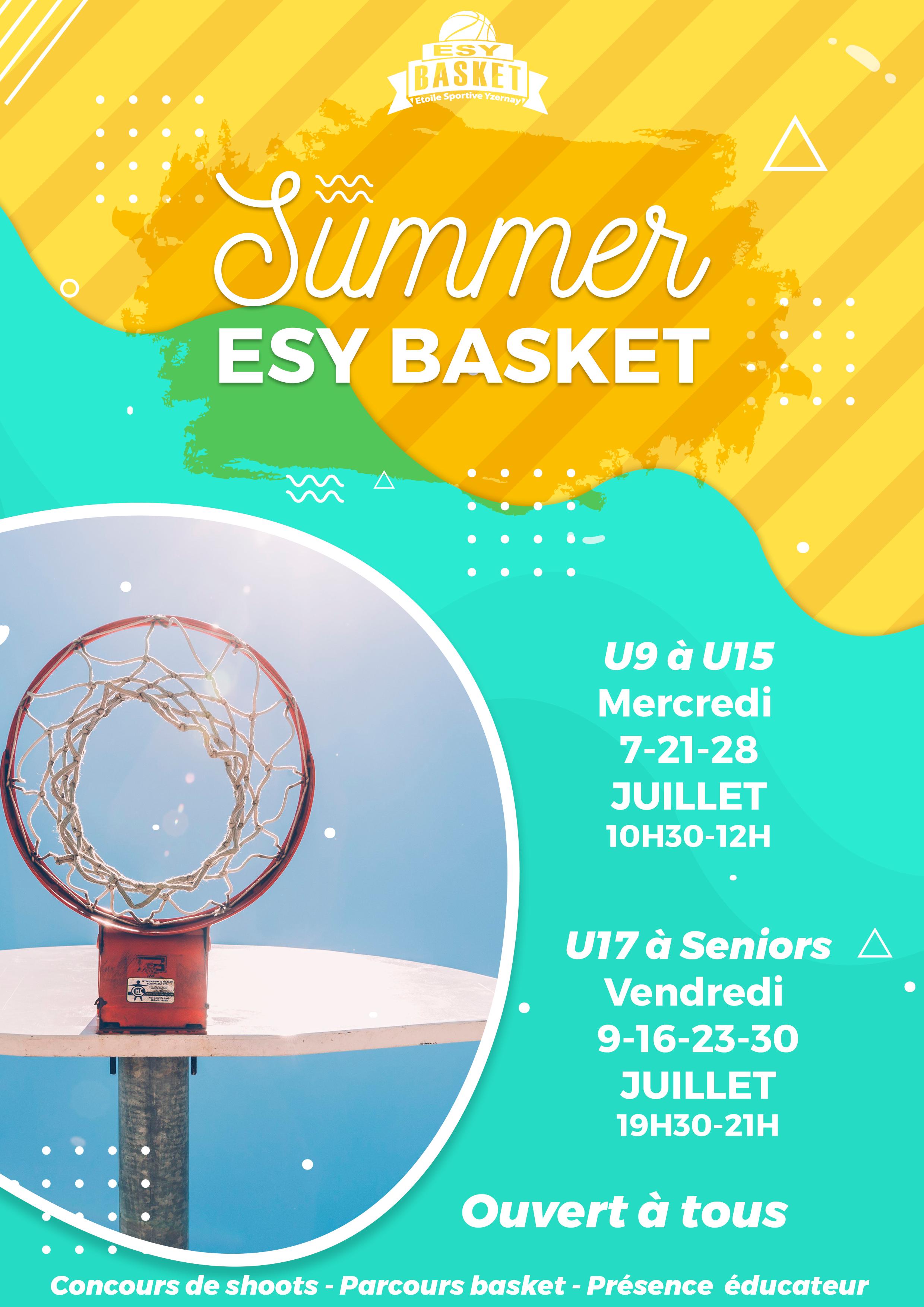 Summer Esy Basket